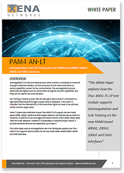 Xena Networks White Papers - NextGig Systems